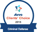 Avvo Clients Choice Criminal