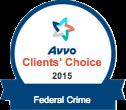 Avvo Clients Choice Federal